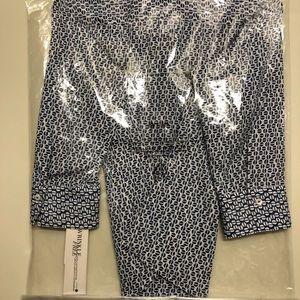 Foxcroft Tops - Women's Foxcroft NYC wrinkle free Button down